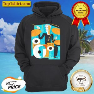 Awesome poster rip charlie watts Unisex Hoodie