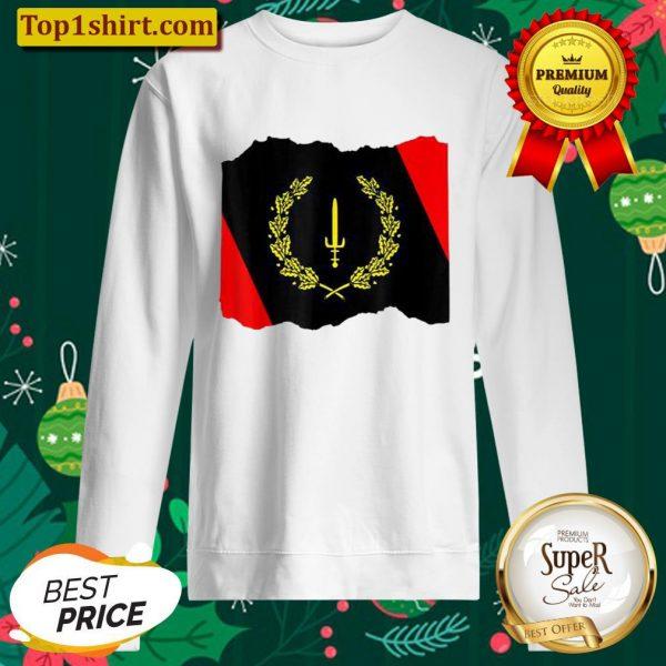 Black American Heritage Flag 1967 Sweater