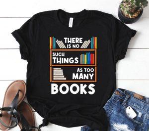 Book Reader Reading Lover Gift Shirt