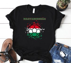 Hungary Soccer Hungarian Flag Fan Jersey Shirt