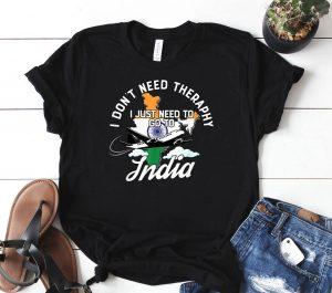 Indian Flag I India Flag I Vacation Gift I India Shirt