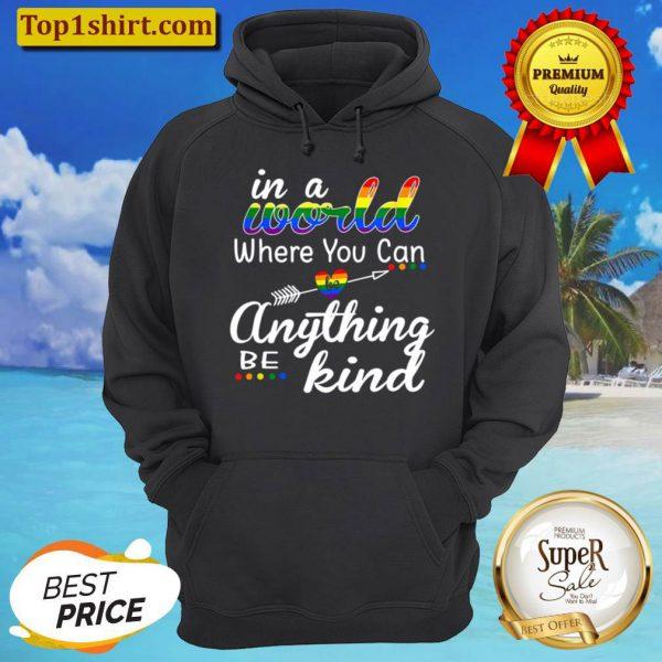 Lgbt Lgbtq Rainbow Pride Pride Month Lgbt Ally Hoodie