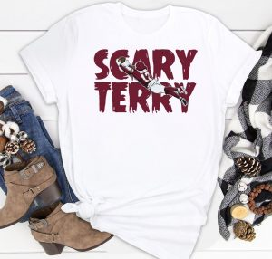 Original scary Terry McLaurin Classic Shirt