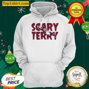 Original scary Terry McLaurin Unisex Hoodie
