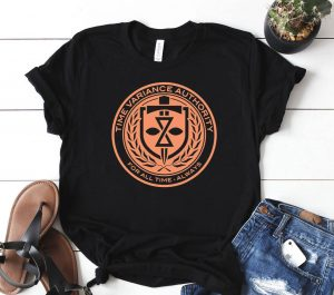 Times Varianceauthority Shirt