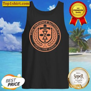 Times Varianceauthority Tank Top