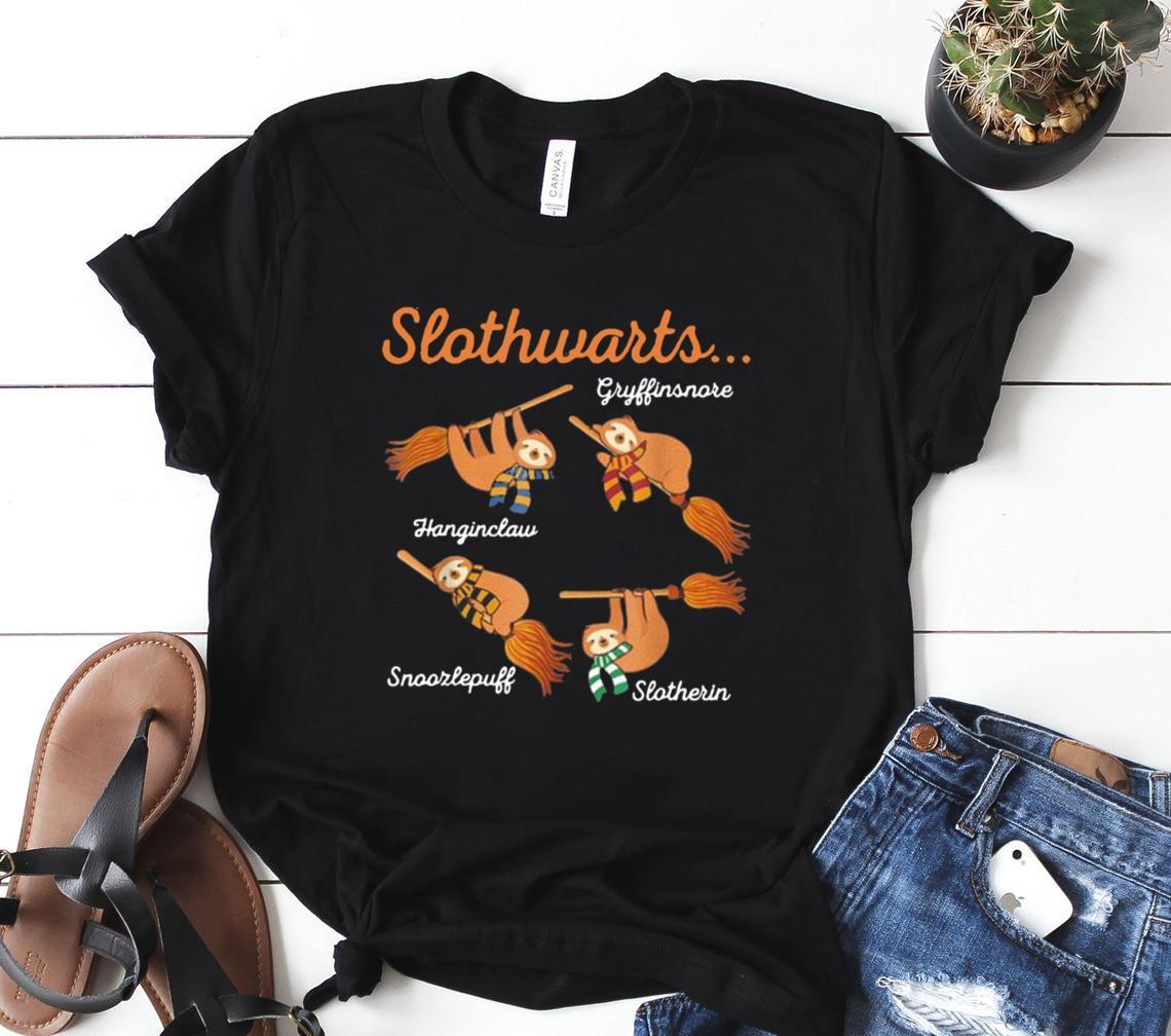 harry slothwarts happy halloween 2021 classic shirt