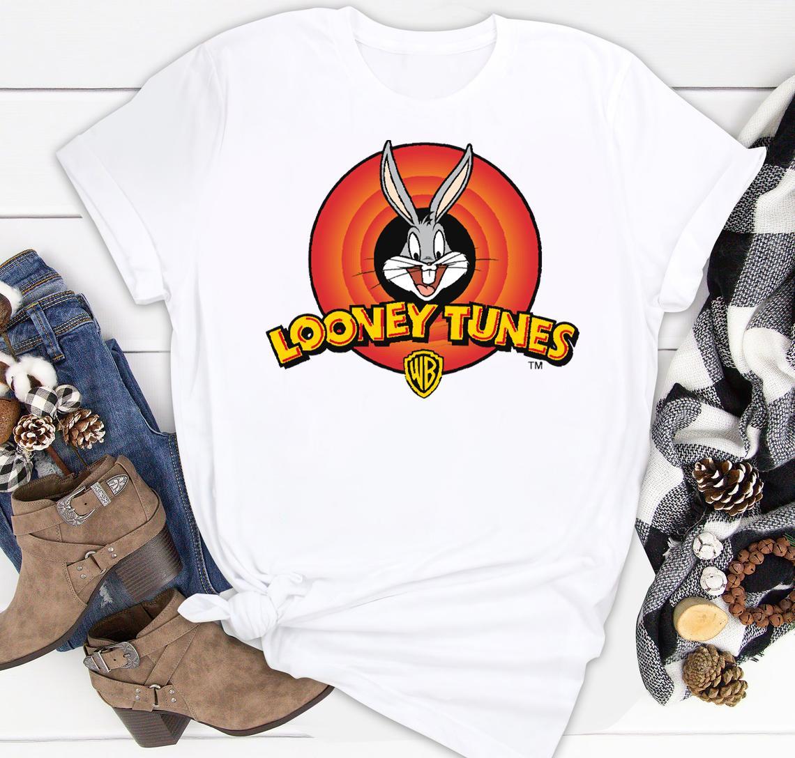 looney tunes bugs bunny classic shirt