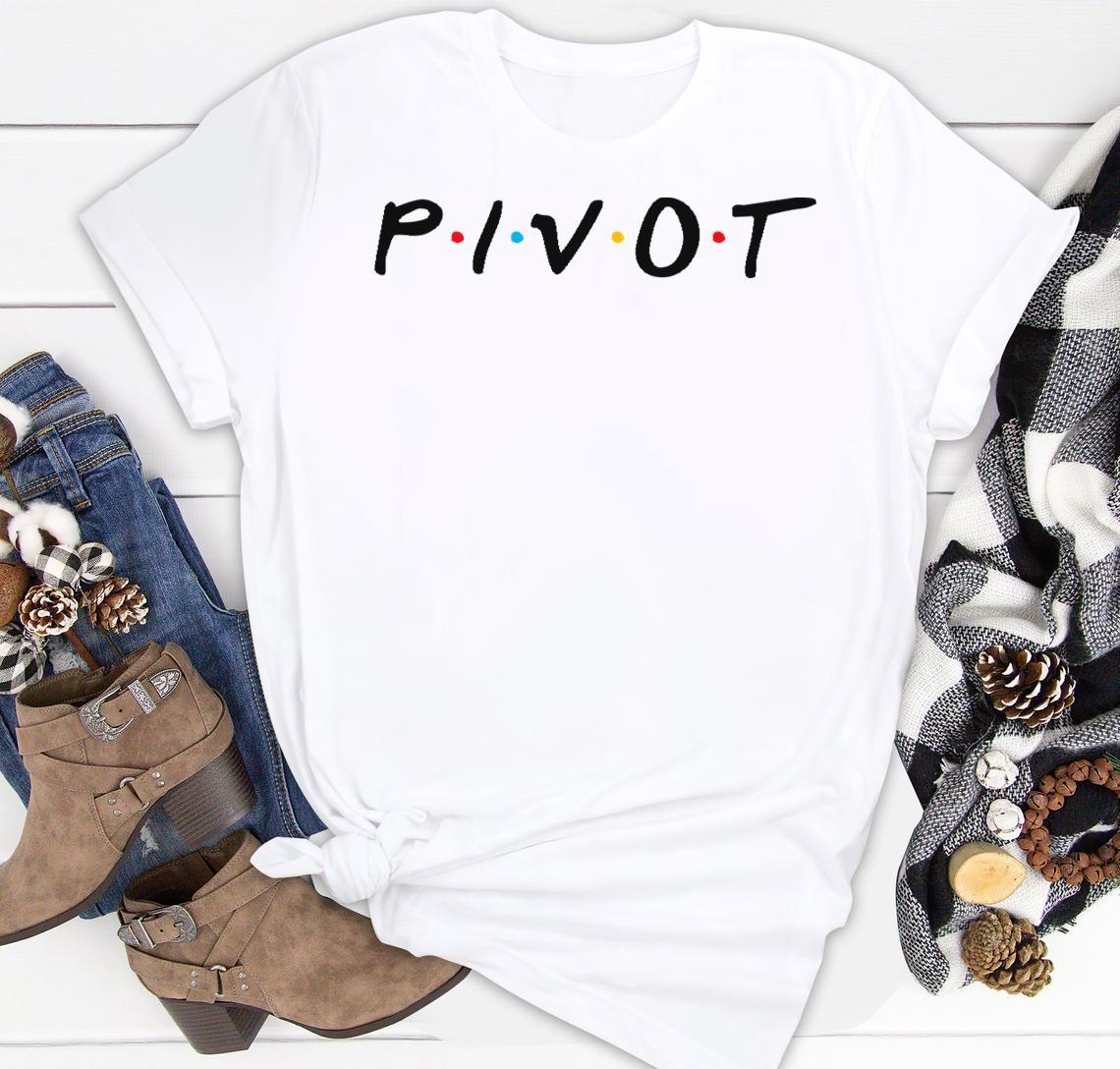 pivot friends style classic shirt