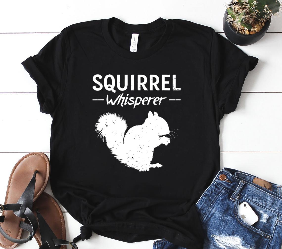 squirrel whisperer squirrel classic shirt