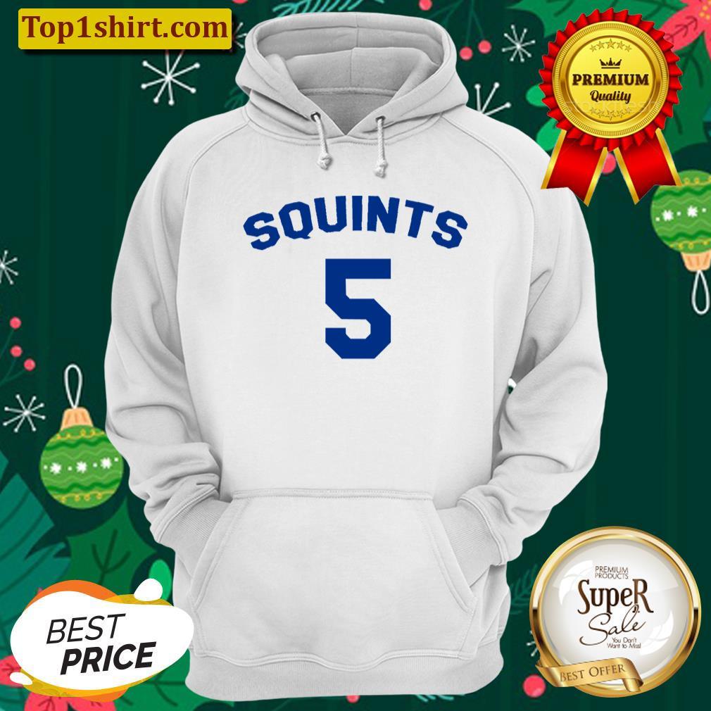 the sandlot squints jersey unisex hoodie
