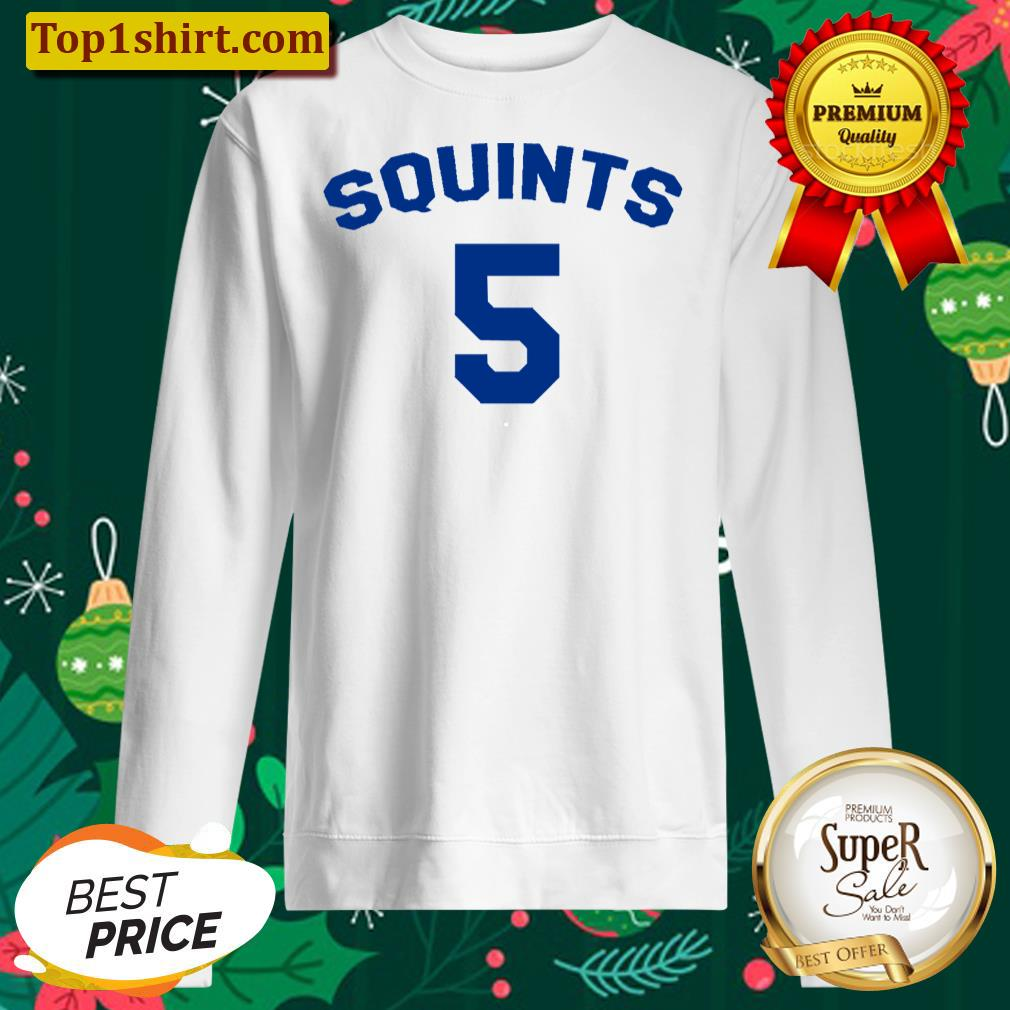 the sandlot squints jersey unisex sweater