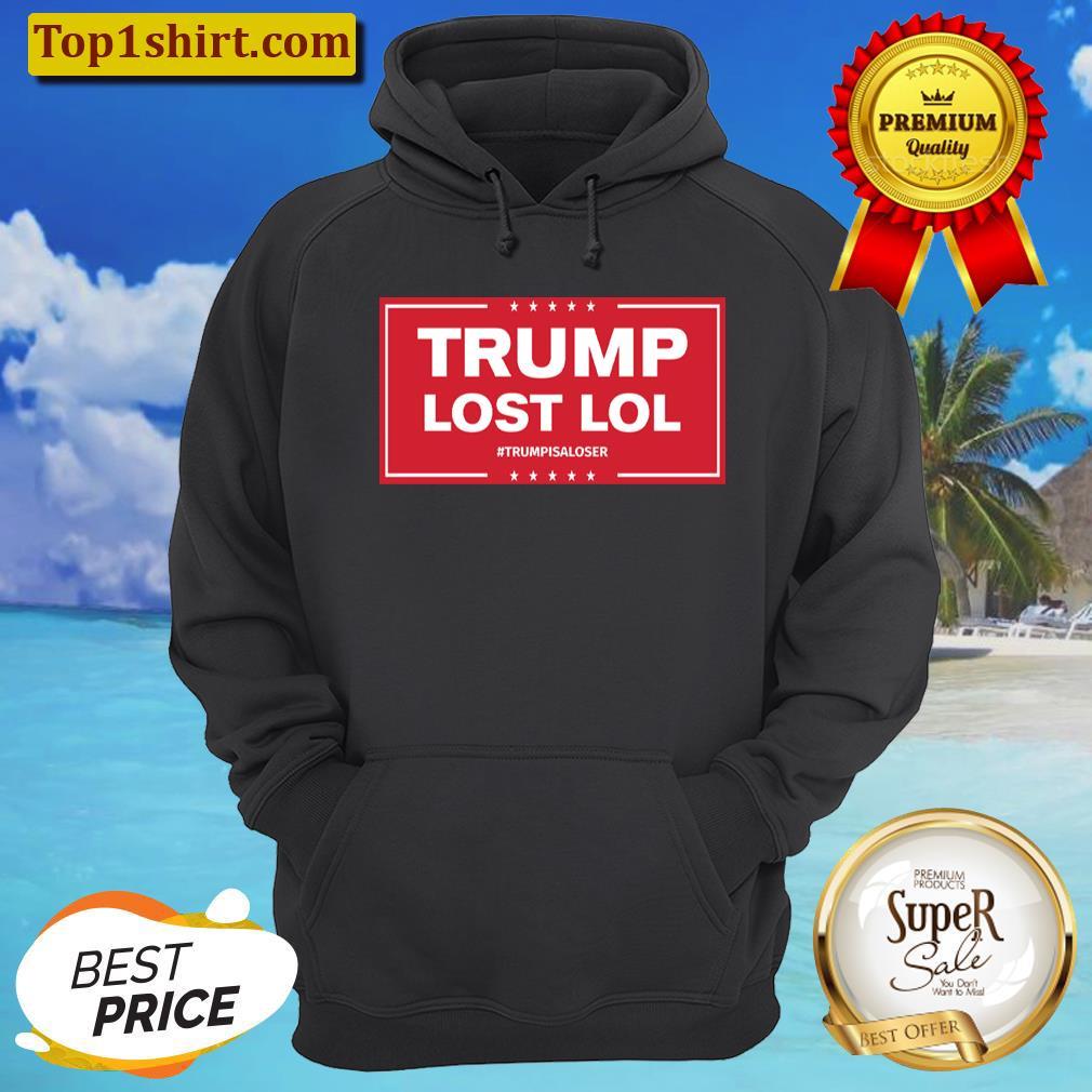 trump lost lol hoodie unisex hoodie