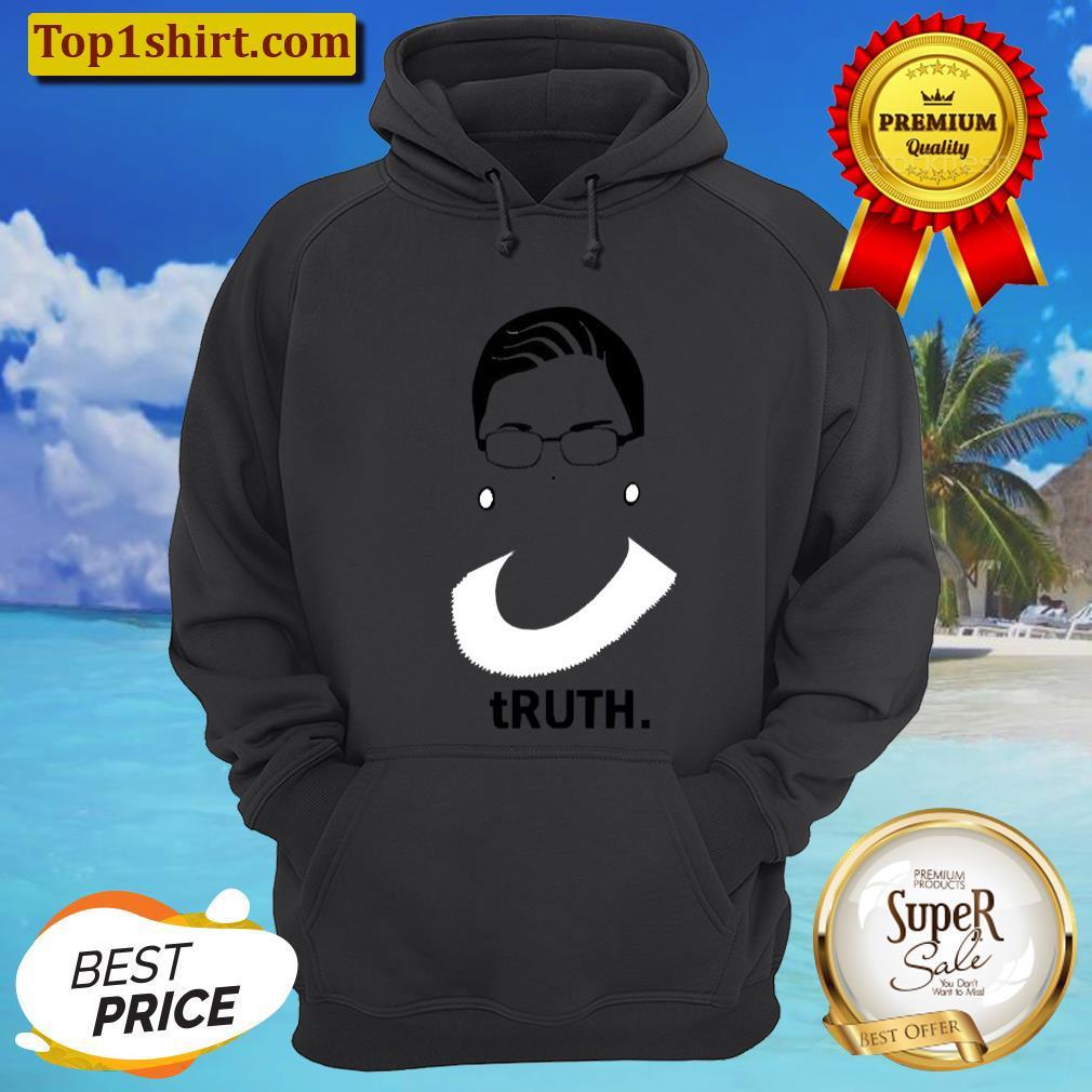 truth ruth bader ginsburg shirt unisex hoodie